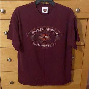 Valley Forge Harley Davidson T-Shirt